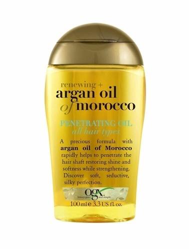 Organix Kuru Ve Sertleşmiş Saçlar İçin Extra Argan Yağ 100 Ml Renksiz